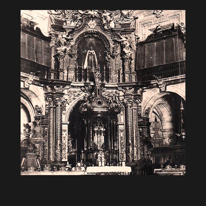 Historia Santa María Elche